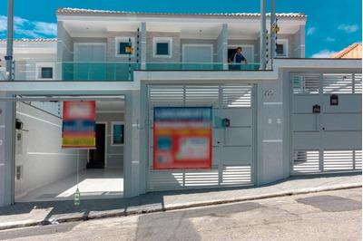 Sobrado Com 3 Dormitórios À Venda, 110 M² Por R$ 550.000 - Parque Vitória - São Paulo/sp - So0394
