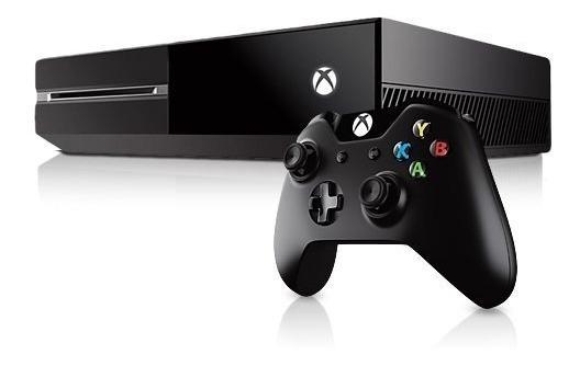 Console Do Microsoft Xbox One 500 Gb E Controle Sem Fio