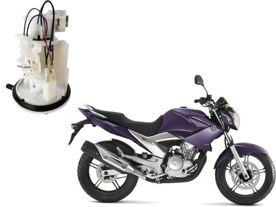Bomba Elétrica Completa Boia Tanque Yamaha Fazer Ys 250 2016