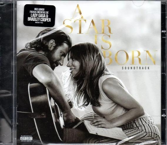 Cd Lady Gaga E Bradley Cooper - Nasce Uma Estrela