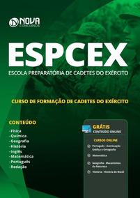Apostila Espcex 2019 Curso De Formação Cadetes