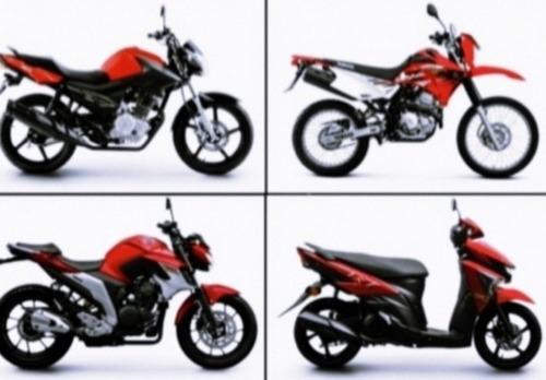Yamaha Todos Modelos Todas As Versões