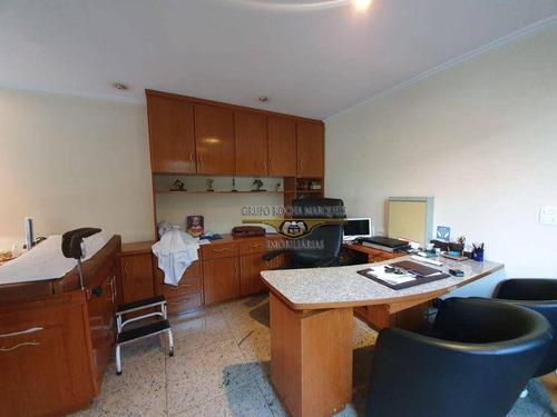 Imagem 1 de 19 de Conjunto À Venda, 42 M² Por R$ 290.000 - Quarta Parada - São Paulo/sp - Cj0008