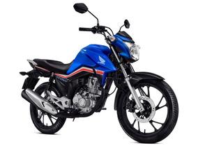 Honda Cg 160 Titan 2019 0km Nova