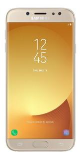 Samsung Galaxy J7 Pro J730g 64gb Dual Dourado Mancha Tela