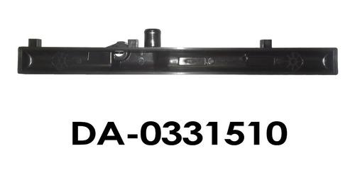 Tanque De Entrada Para Radiador Terios Superior 58,2 X 5 Cms
