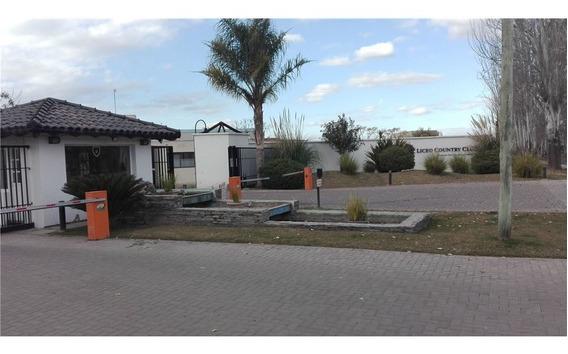 Terreno En Barrio Privado Liceo Country Club