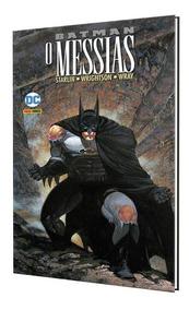 Batman: O Messias - Capa Dura - Dc Comics