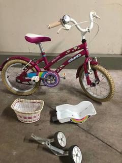 Bicicleta Olmo Rodado 16 En Excelente Estado