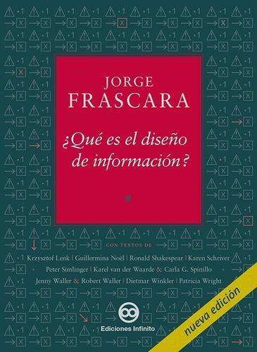 Imagen 1 de 1 de ¿qué Es El Diseño De Información? // Jorge Frascara