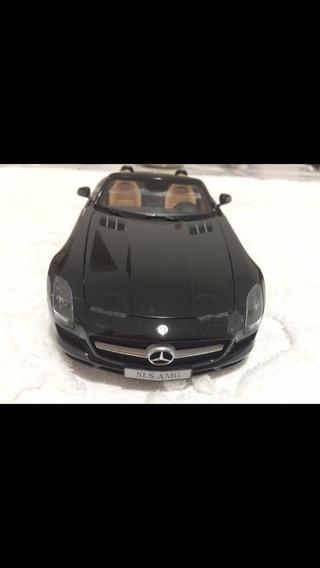 Carro Colecionável Mercedes-benz Sls Amg Roadster
