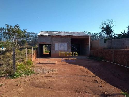 Chácara À Venda, 1400 M² Por R$ 140.000,00 - Chácara Taquari - São José Dos Campos/sp - Ch0007