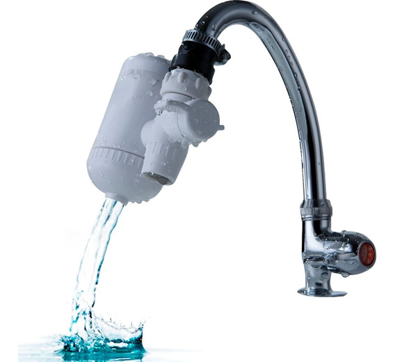 Purificador Filtro De Agua Ceramico Natural Sws