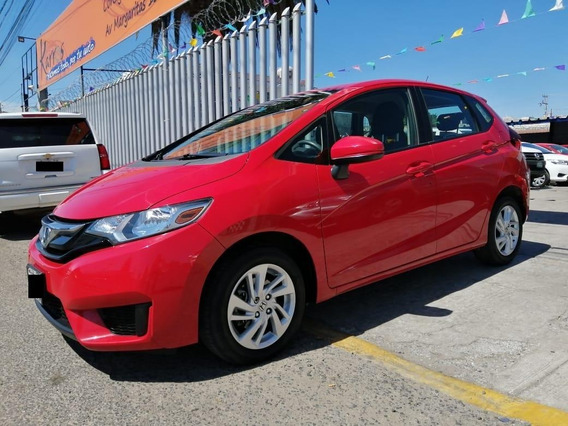 Honda Fit Fun 2017