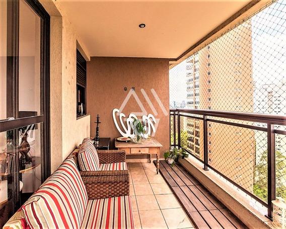 Apartamento Para Locação No Panamby - Ap09127 - 33827282