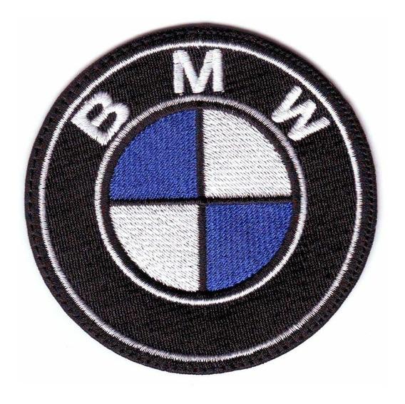 Bmw Carros Parches Bordados 7.5 Cm Para Coser