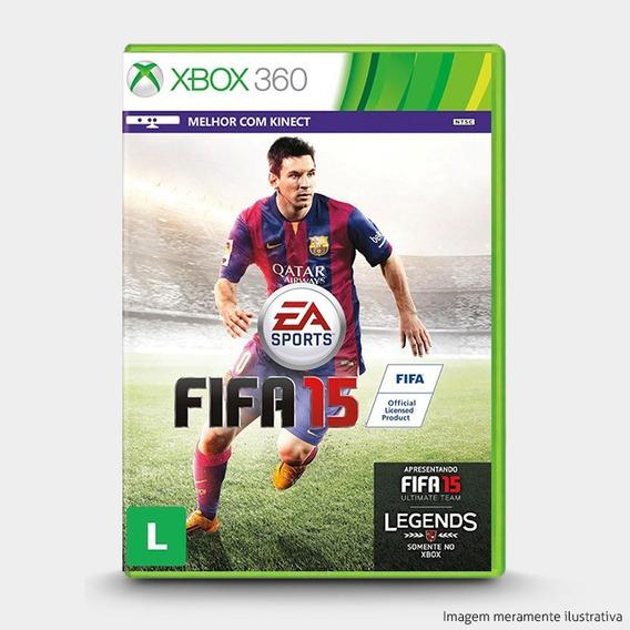 Fifa 15 Original Lacrado P/ Xbox 360