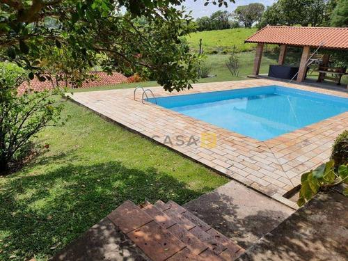 Imagem 1 de 30 de Chácara Com 3 Dormitórios À Venda, 77000 M² Por R$ 2.700.000,00 - Jardim Rosaura - Jundiaí/sp - Ch0044