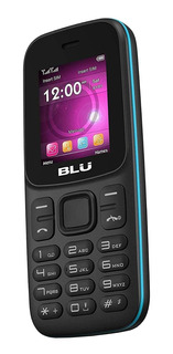 BLU Z5 Dual SIM 32 MB Negro 32 MB RAM