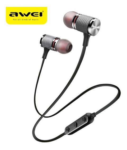 Fone De Ouvido Sem Fio Via Bluetooth Awei T12 - Original