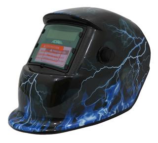Careta Para Soldar Electronica Automatica Oscurecimiento Aut