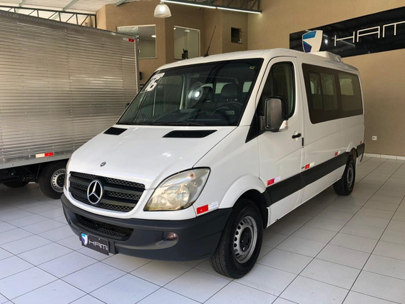 Mercedes Benz Sprinter 415 2016 16 Lugares