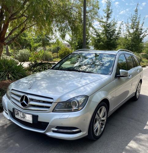 2012 Mercedes-benz C 200 1.8 C 200 Blue Effiency Avantgarde