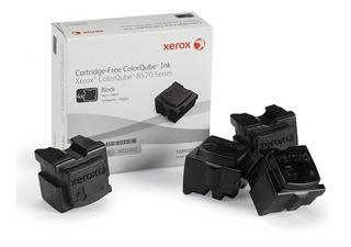 Cartucho Tinta Solida Xerox 108r00940 Negro 8570 8580 Orig