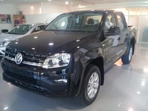 Volkswagen Amarok 2.0 4x2 Trendline Retiro Con $1.500.000 Nc