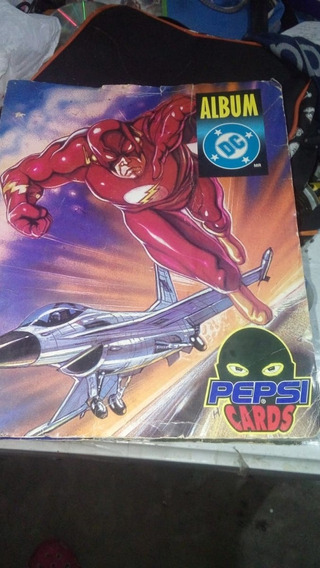 Album Dc Pepsi Cards