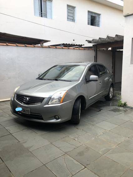 Nissan Sentra Completo, Revisado Teto Solar