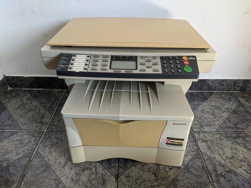 Impressora Kyocera Km-1820la De Tonner Super Econômico