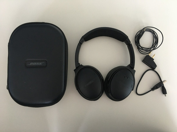 Fone Bose Quietcomfort Qc35 Qc 35 G1 - Sony Beats Jbl