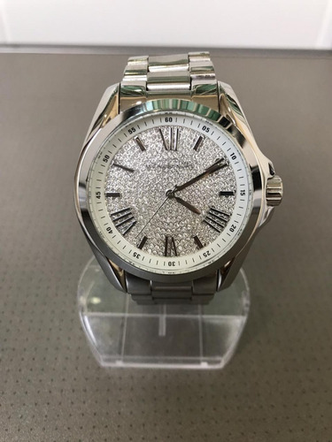 Relógio Michael Kors Feminino Mk5737 Prateado Semi Novo