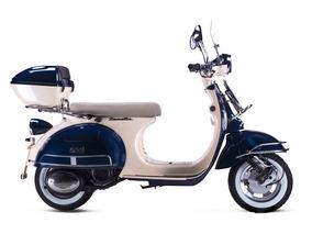 Moto Scooter Zanella Mod 150 Vintage Vespa 0km Urquiza Motos
