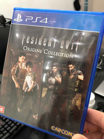 Resident Evil Orgins Collection