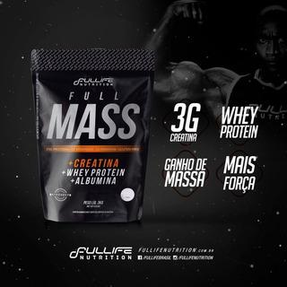 Full Mass 3kg Baunilha
