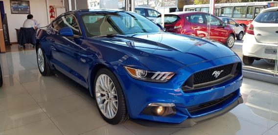Ford Mustang 5.0 Gt 421cv Okm, 2017 Sin Rodar! Gtia 3 Años!