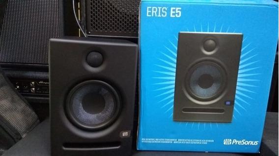 Monitor De Referencia /studio Presonus Eris5 -70w - E5