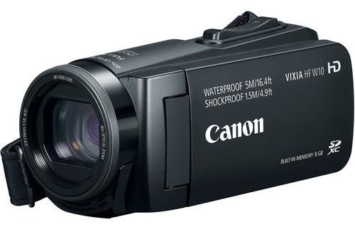 Filmadora Canon Vixia Hr W10 Similar Hf R800