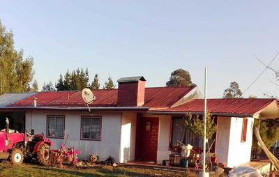 Terreno 7300 Mt2 Con Casa De 80mt2