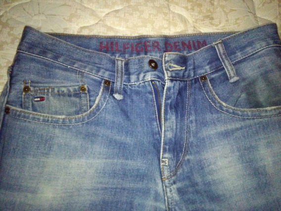 Jean Tommy Hilfiger Denim Since 1985 - Talle 30