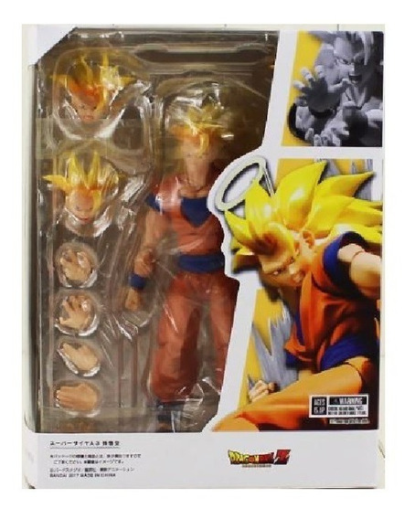 Dragon Ball Son Goku Action Figure Cod. 111