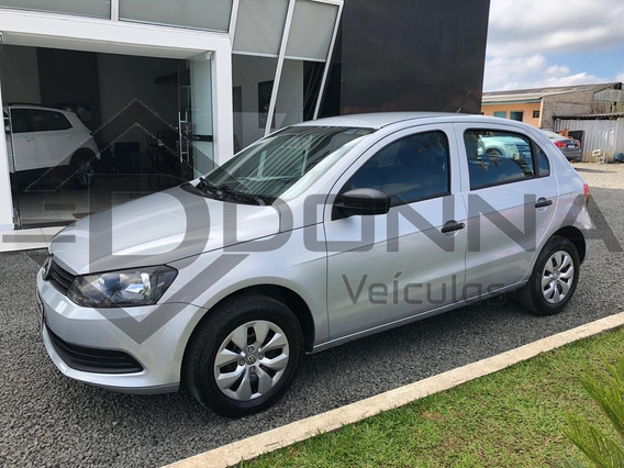 Volkswagen Gol - 2015 / 2015 1.0 Mi Special 8v Flex 4p Manua