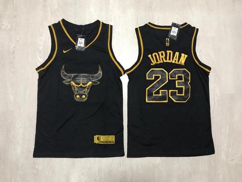 Camiseta Jersey Baloncesto Bulls Jordan 23 Log Bordado +envi