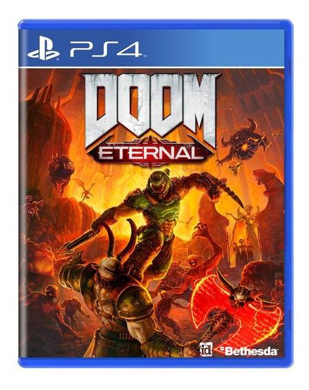 Doom Eternal - Ps4 - Mídia Física