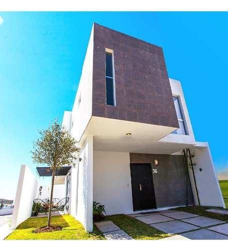 Preventa De Casas Desarrollo Residencial En Corregidora A 3 Min. Colegio Esparta