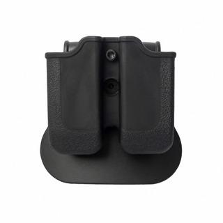 Porta Cargador Pistola Doble Glock G17 G25 Mp00 Imi Defense