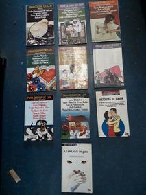 Lote 10 Livros Para Gostar De Ler Editora Ática