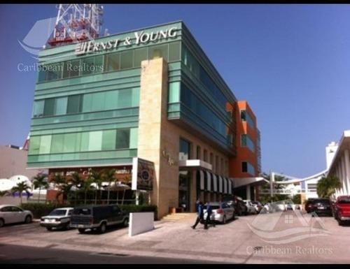 Imagen 1 de 2 de Oficina En Renta En Cancún/torre Sol